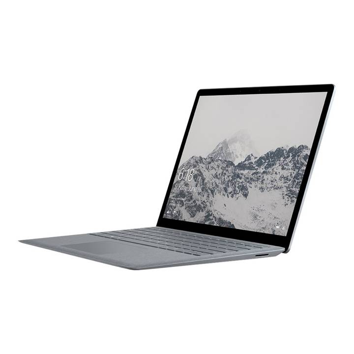 E Surface Laptop 128GB i5 8GB Platinum