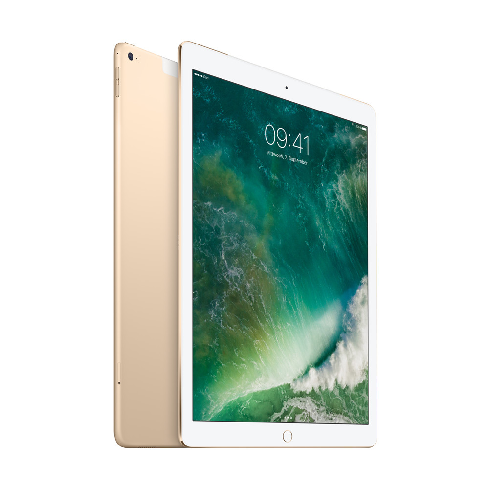 "APPLE iPad Pro Wi-Fi + Cellular, 12.9"", 256 GB, Gold"