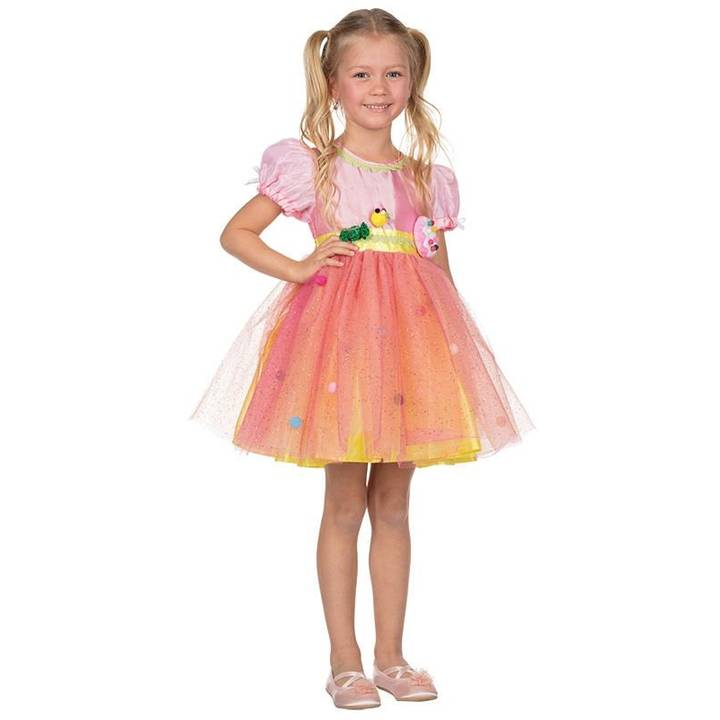 RUBIES Costume Candygirl Gr. 104