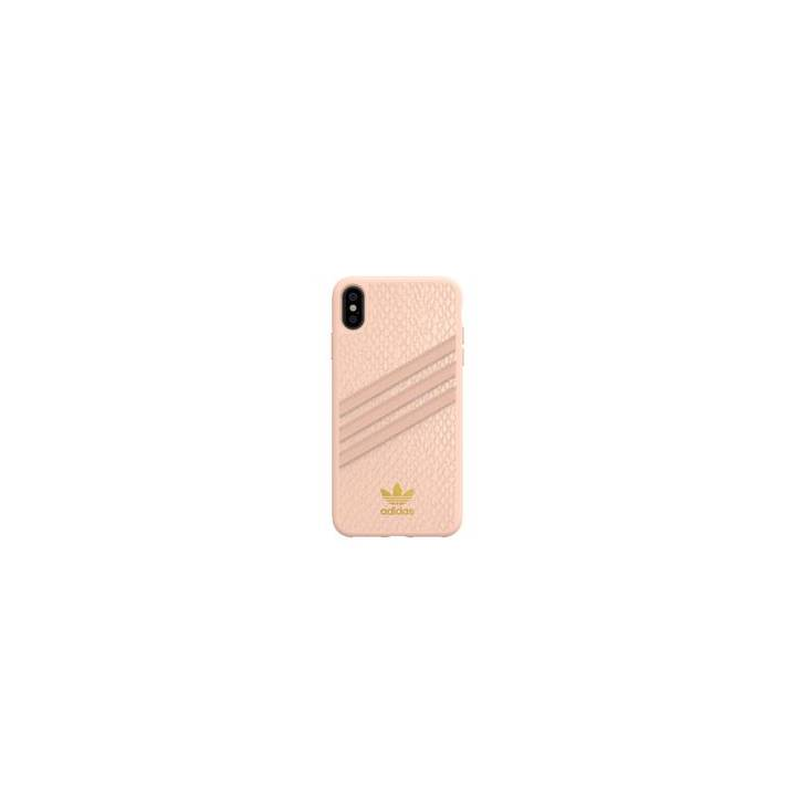 ADIDAS Back Cover Moulded Snake PU iPhone XS Max