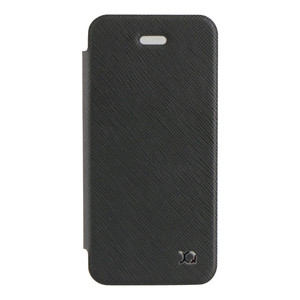 XQISIT Flap Cover Adour für iPhone 5/5S/SE