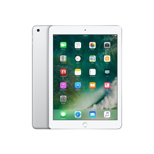 "APPLE iPad, Wi-Fi, 9.7"", 128 GB, Silver"