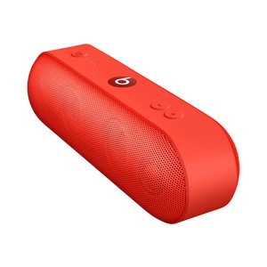 BEATS Pill+ (PRODUCT) Red Bluetooth-Speaker