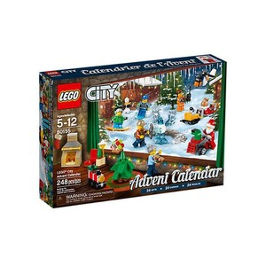 LEGO City Adventskalender (60155)