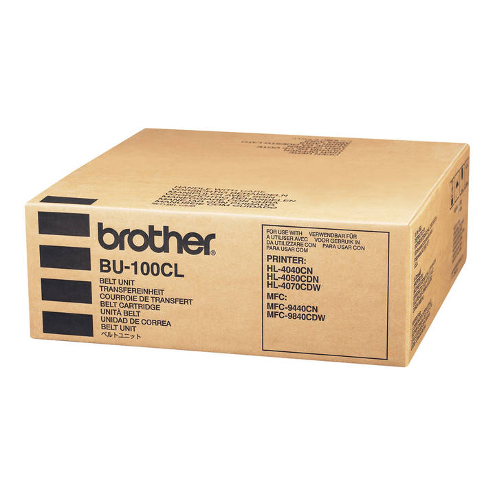 BROTHER Druckriemensatz BU-100CL