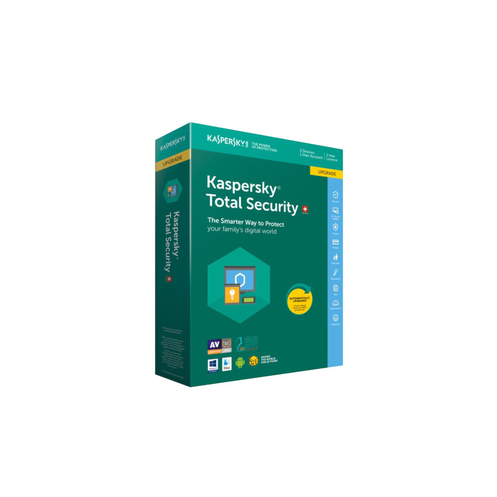 Kaspersky Total Security MD (3 PC) Mini-