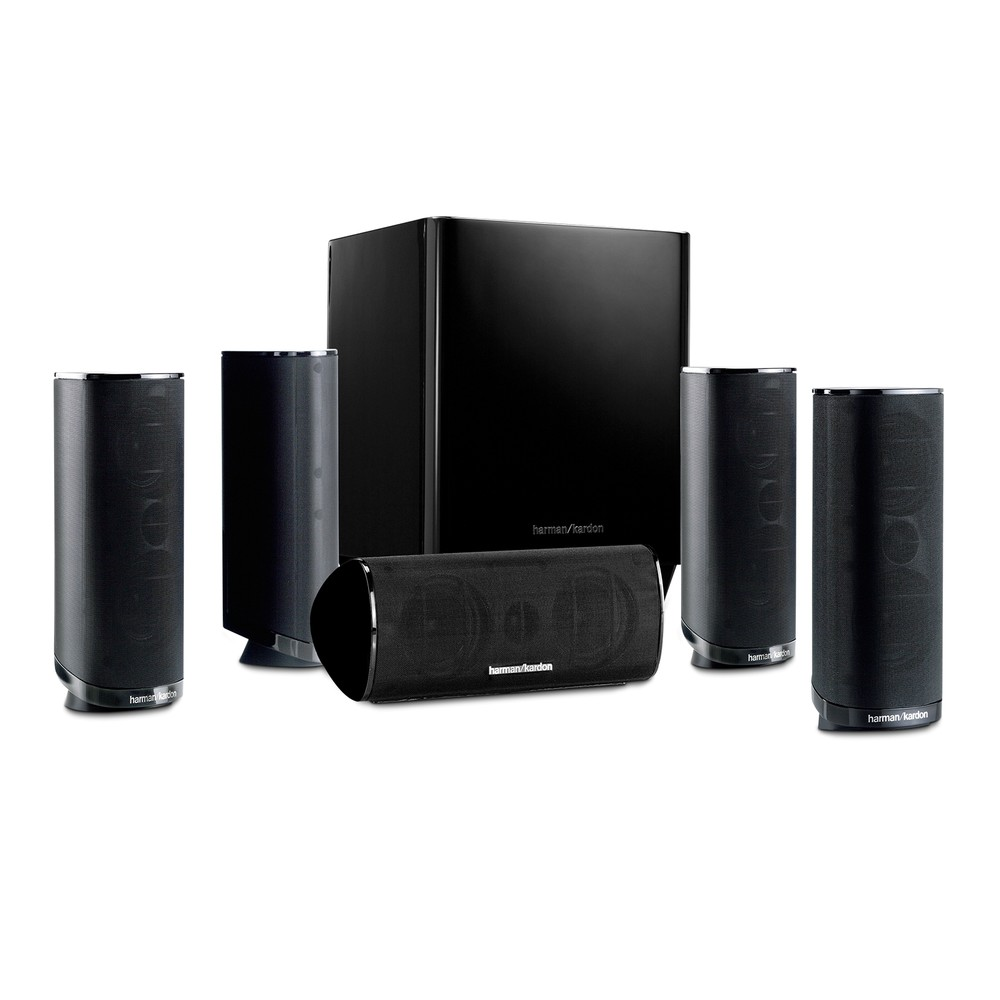 harman/kardon HKTS 16 BQ, 5.1 Set 5.1-He