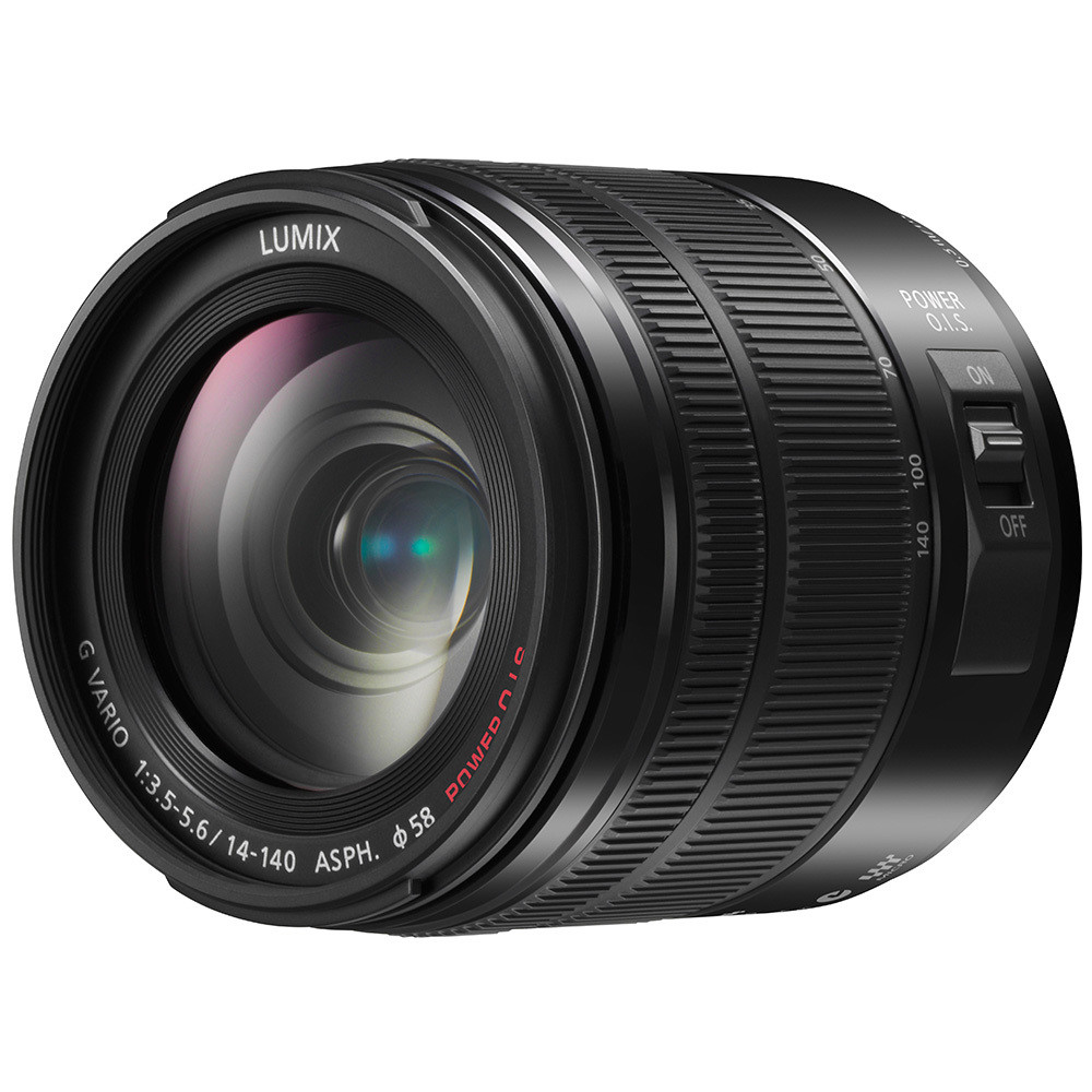 PANASONIC Lumix H-FS14140 14 mm - 140 mm f/3.5-5.6