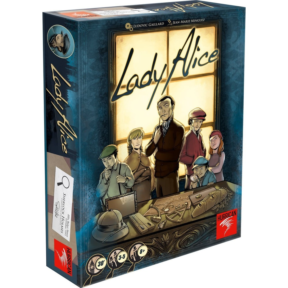 HURRICAN GAMES Lady Alice