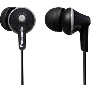 PANASONIC In-Ear Kopfhörer RP-HJE125E-K Black