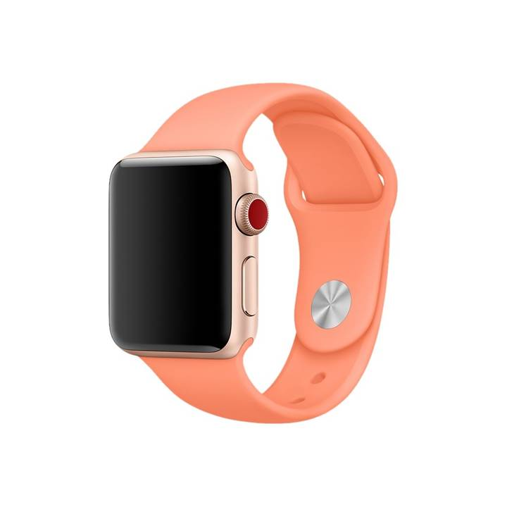 APPLE Peach Sport Band 38 mm
