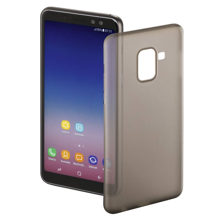 "HAMA Backcover ""Ultra Slim"" für Samsung Galaxy A8 (2018)"