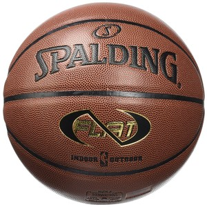 SPALDING Basketball NBA Never Flat