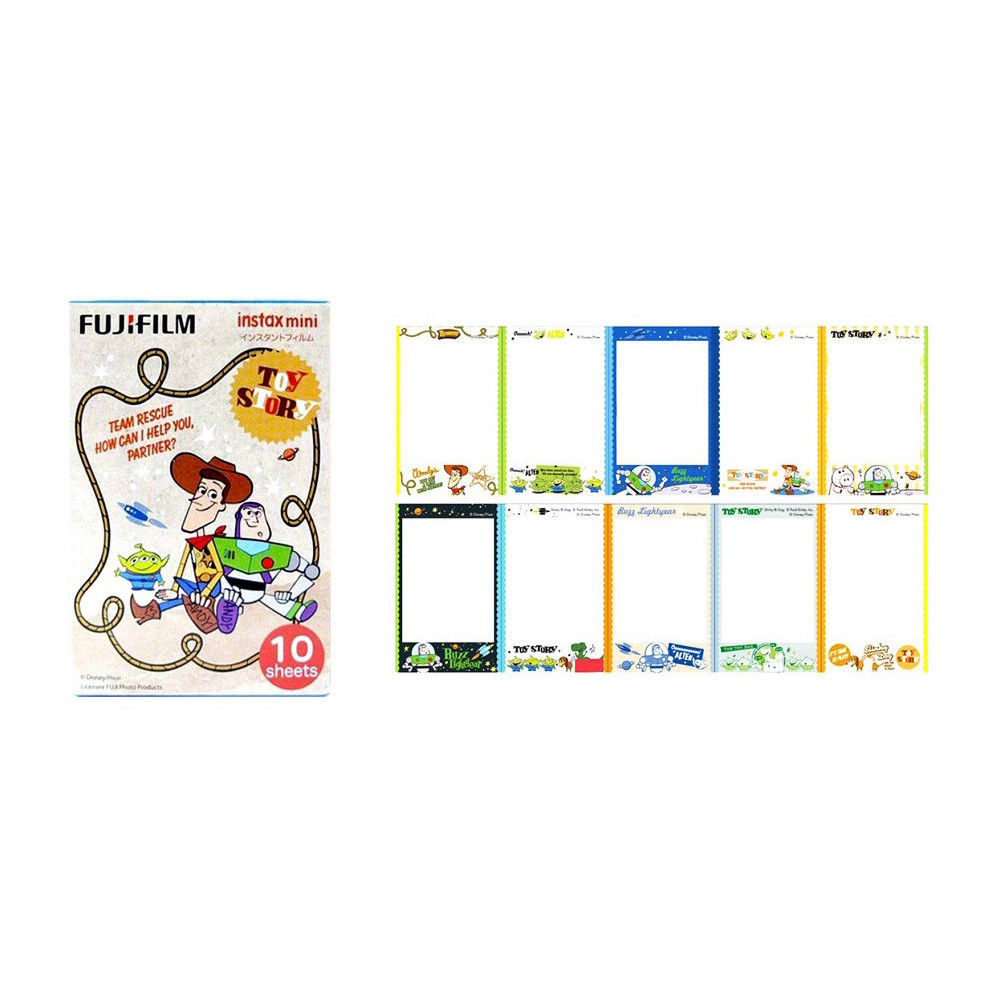 FUJIFILM Instax Color Toy Story