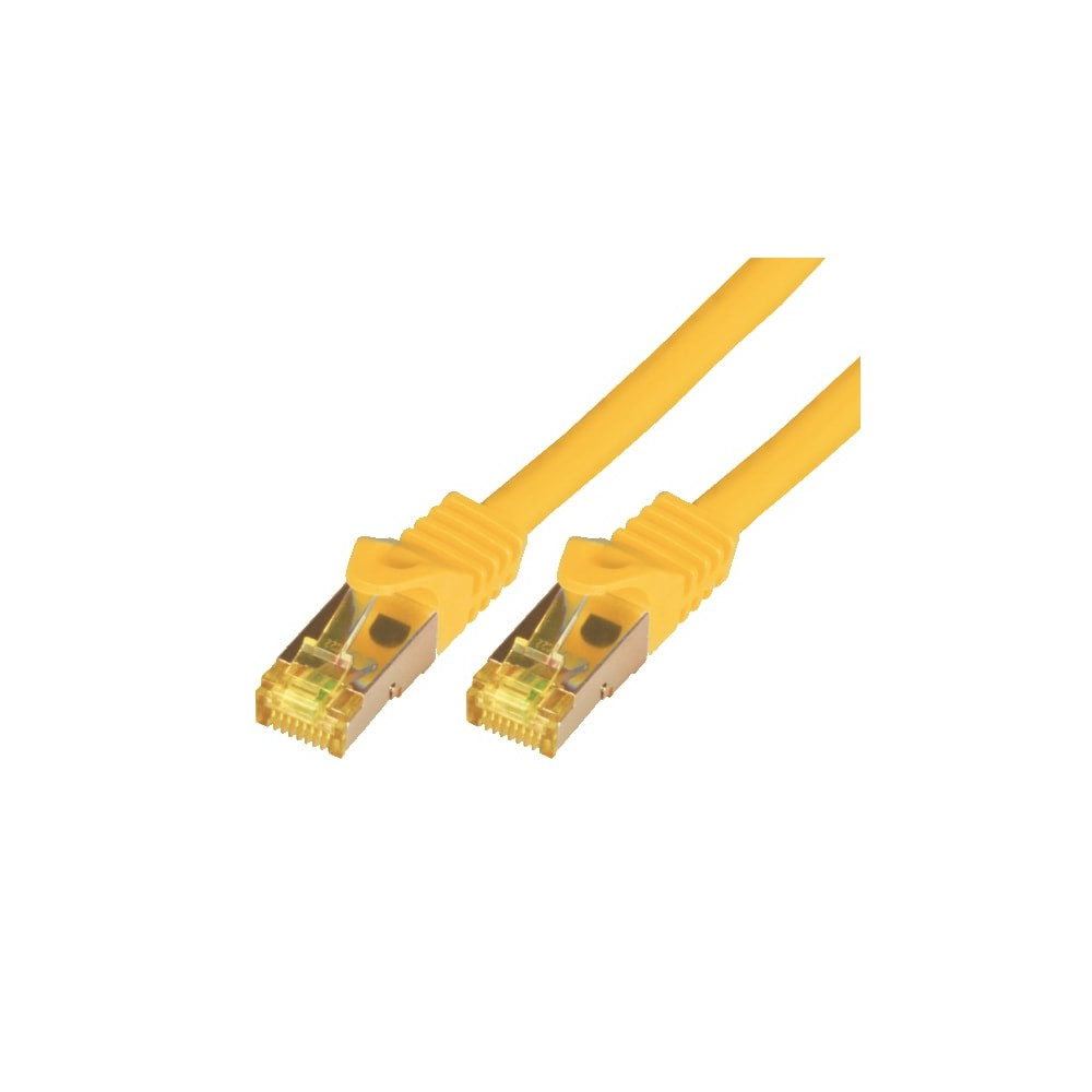 10Gigabit Ethernet 600MHz Cat.7 Patchkab