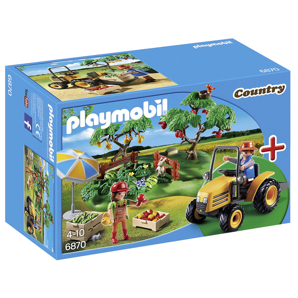 PLAYMOBIL Starter-Set Obsternte (6870)