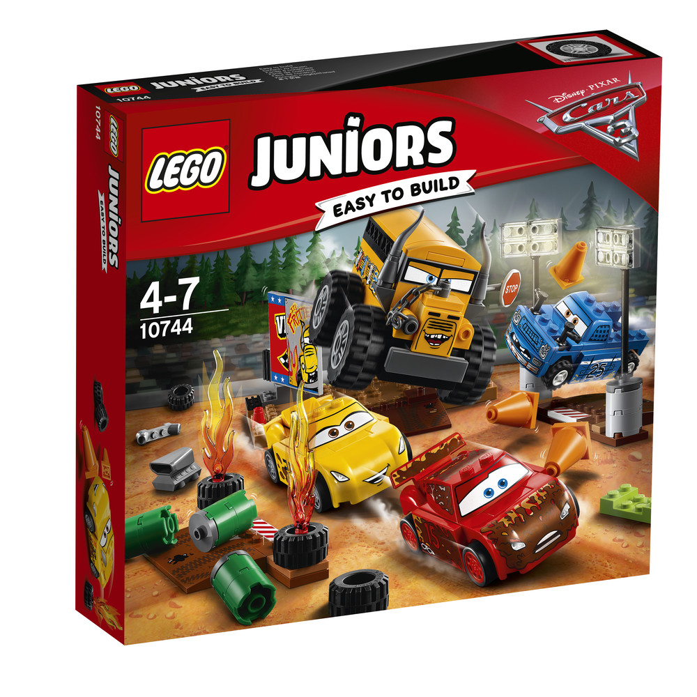 LEGO Juniors Crazy 8 Rennen in Thunder Hollow (10744)