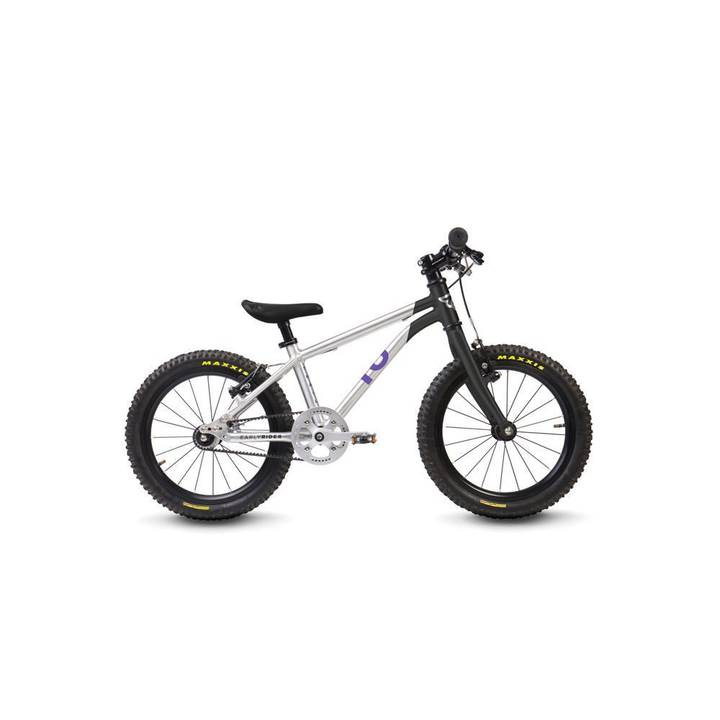 EARLY RIDER Belter Trail 16 Black/Purple Silber