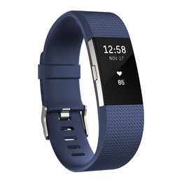 FITBIT Charge 2 L Blue