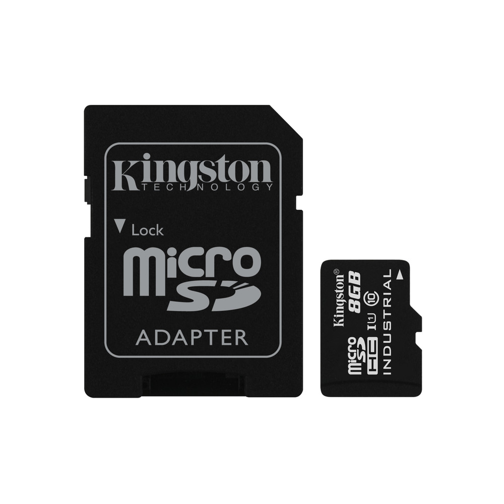 KINGSTON microSDHC 8 GB UHS-I
