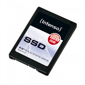 INTENSO 128 GB SSD Serial ATA III