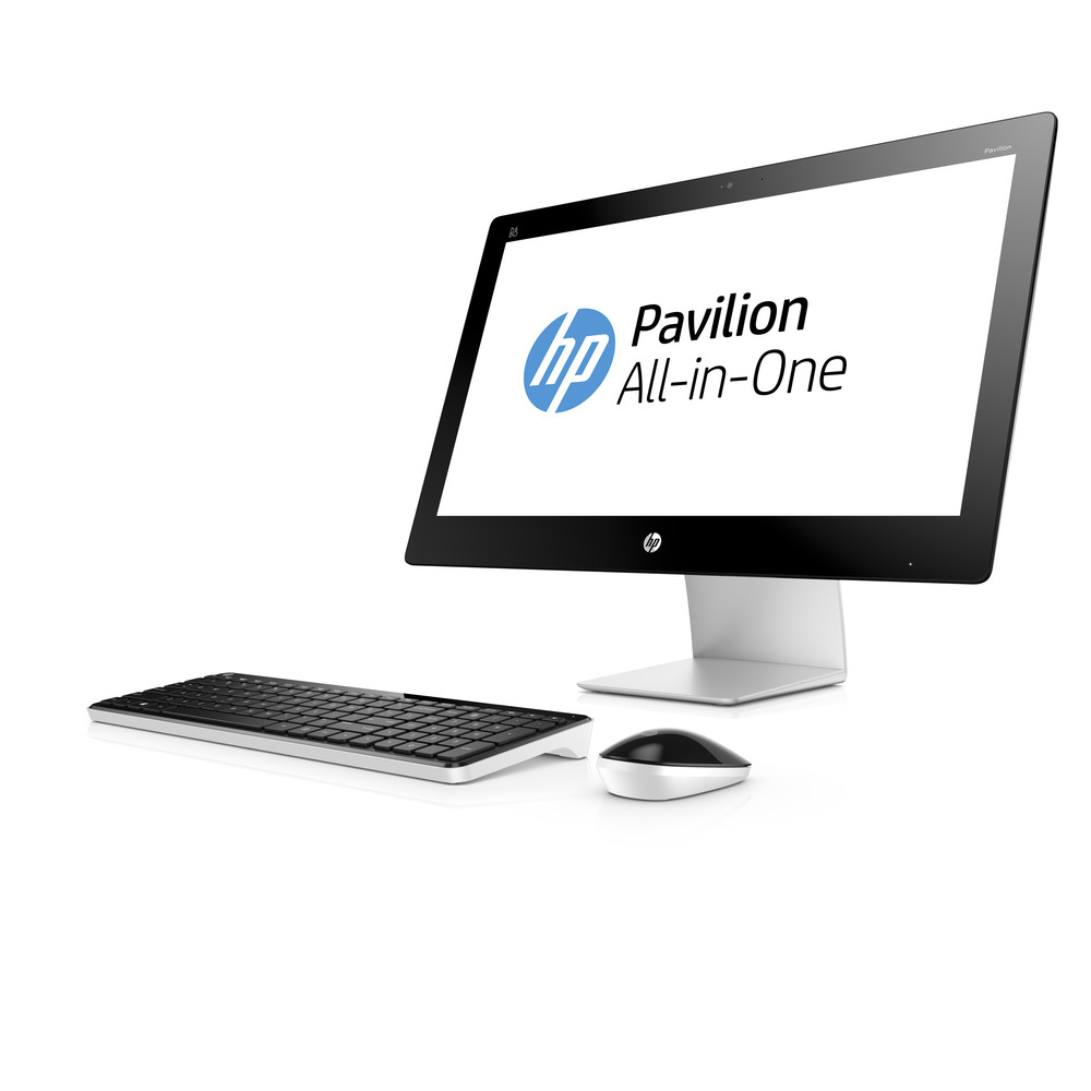 HP Pavilion 23-Q220nz AiO, i5, 8GB, 1TB HDD, White