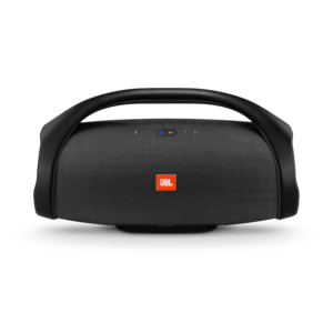JBL tragbarer Bluetooth-Speaker Boombox Black