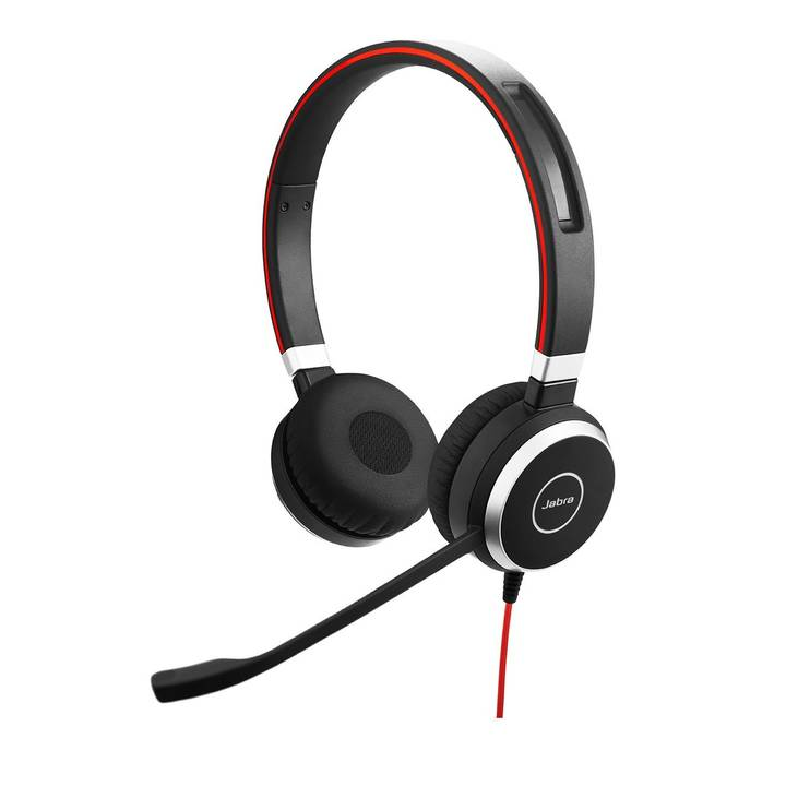 JABRA Wireless Kopfhörer Evolve 40 Black