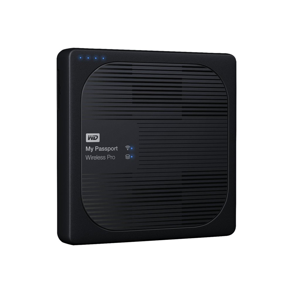 "My Passport Wireless Pro, 2.5"" USB 3TB W"