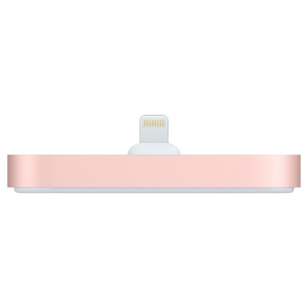 APPLE Lightning Dock für iPhone, Rose Gold