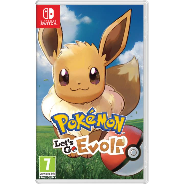 Pokémon: Let's Go Evoli! IT