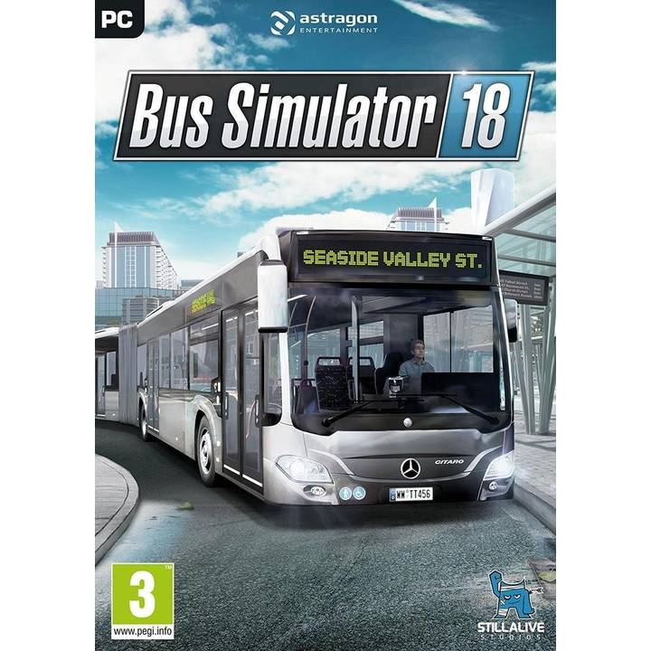 Bus Simulator 18 (IT/FR)