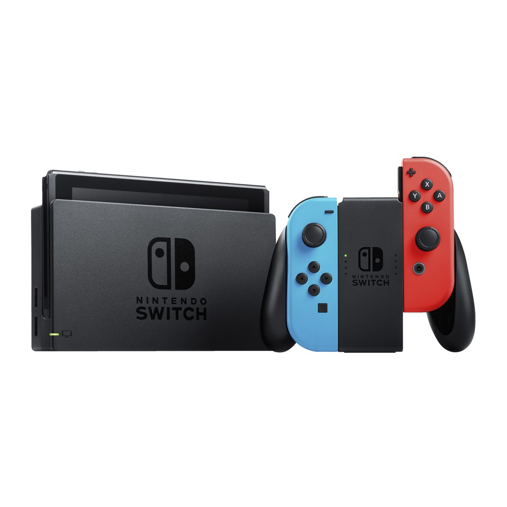 NINTENDO SWITCH Neon Blue/Red