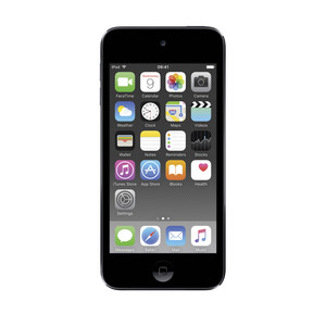 APPLE iPod Touch 128 GB Space Grau