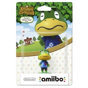 NINTENDO Amiibo Animal Crossing - Käpten
