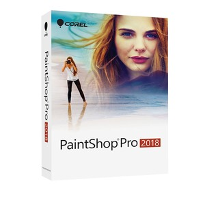 COREL Paint Shop Pro 2018 (Version FI)