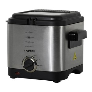 ROTEL Fritteuse CompactFry 1.2L