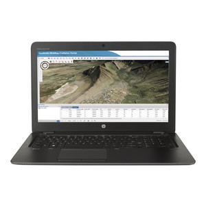 "HP ZBook 15u G3 15.6"", i7, 8 GB, 256 GB SSD"