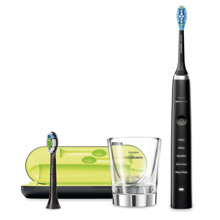 PHILIPS HX9358/88 Sonicare DiamondClean Black