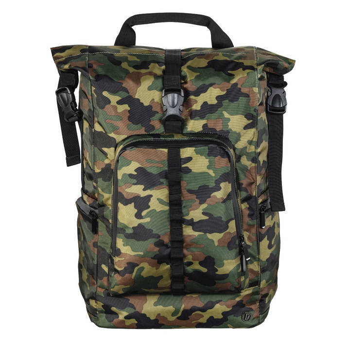 "HAMA Notebook Rucksack ""Roll-Top"" 15.6"""