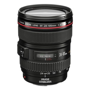 CANON EF 24 mm - 105 mm f/4.0L IS II USM