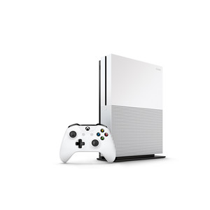 MICROSOFT Xbox One S Konsole 4K 1 TB Limited Edition White