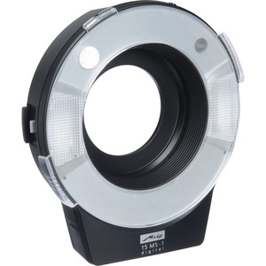 METZ Mecablitz 15 MS-1 Macro Ringlight Digital Flash Kit