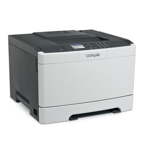 LEXMARK Laserprinter CS410n color