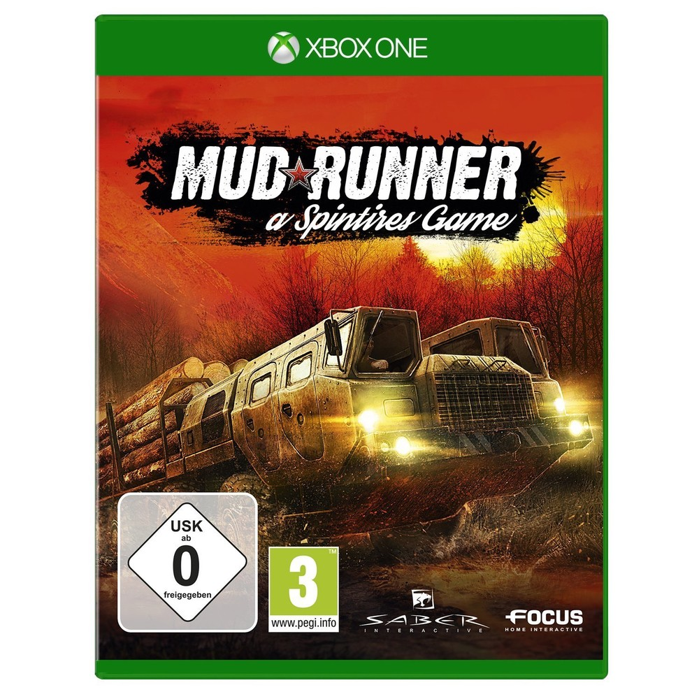 Spintires: MudRunner (Version D)