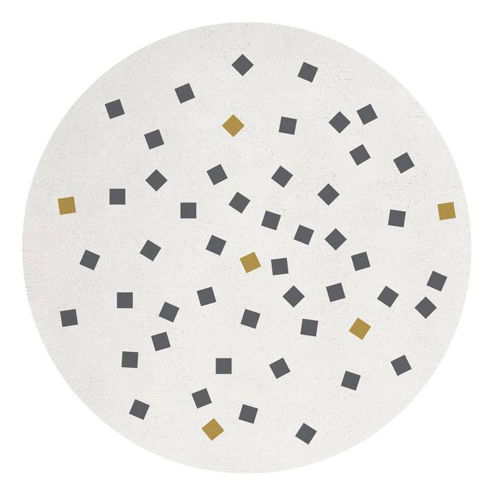 LILIPINSO Dekoteppich Enchanted Small Squares 150 cm
