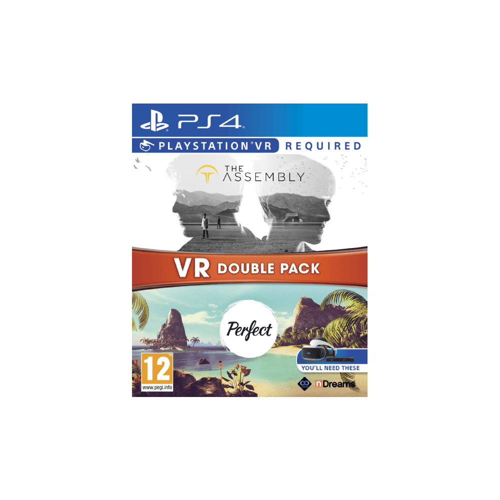 VR Double Pack - The Assembly + Perfect VR (DE/FR/IT)