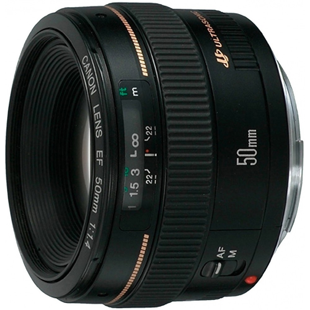 CANON EF 50 mm f/1.4