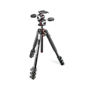 MANFROTTO 190XPRO4 Alu + X-Pro Neiger