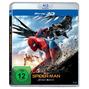 Spiderman Homecoming 3D